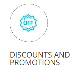 Discount and Promotions by MUC TECH